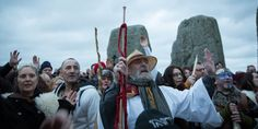 Why Thousands Of Pagans Gather At Stonehenge For The Winter Solstice