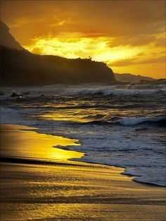 Golden Lights                                              by Victor Lopez on 500px