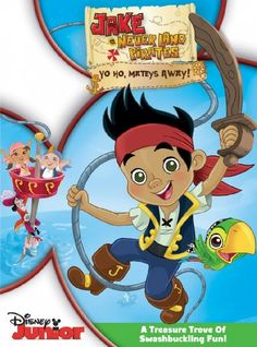 Jake and the Never Land Pirates (2011-)