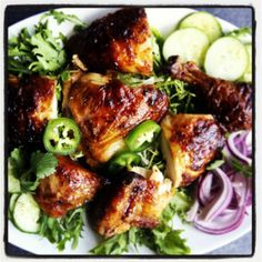 Quick ideas for chicken when you just want to nest at home