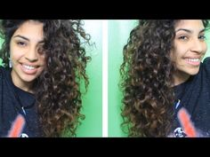 NaturallyCurly's Nina Sultan gives you 5 steps to achieving flawless curls with a hair dryer diffuser.