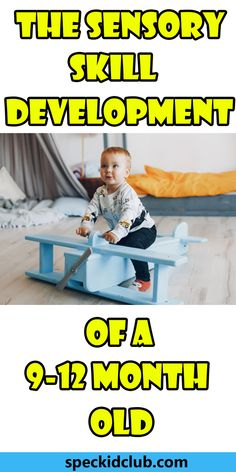 Every age range has it's own level of sensory skill development for children. - Sensory Play for Toddlers - Baby Activities Infant Sensory Activities, Baby Sensory, Sensory Play, Body Gestures, 9 Month Olds, Motor Skills, Baby Love, 12 Months, Early Intervention