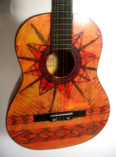 Acoustic Guitar by gdsfgs
