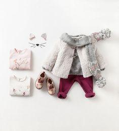 Shop by Look - Baby Girls - Kids | ZARA Finland