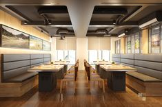 Thiết kế nội thất nhà hàng I Steam sang trọng độc đáo (P2). #thietkenhahang, #thietkenoithatnhahang, #tuvanthietkenhahang, #nhahang