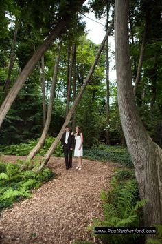 Grand Hotel cedar wood forest Mackinac Island wedding photography by Paul Retherford #grandhotel #puremichigan