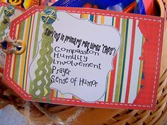 There is fun to be done: Primary Teacher Appreciation Gift
