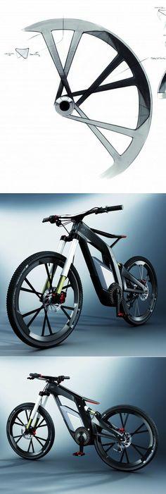 Audi Bike.... sweet!!!