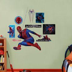 The Amazing Spider-Man: Balanceo Graphic Pared Decoración @ niftywarehouse.com
