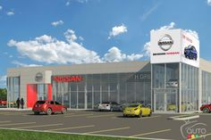 #HGregoire to build two new Nissan dealerships in Laval | Car News | Auto123