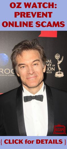 Companies often use Dr. Oz's name and picture to sell unauthorized products wihtout his permission. Learn how you can help prevent these online scams and help Dr. Oz