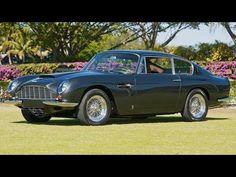 1966 Aston Martin DB6 Vantage. More Classic Cars: http://classiccarpictures.us/