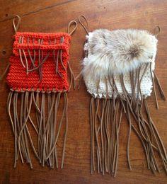 Hand Bags by Sawdust artist Leila Ehdaie - incredible crochet artist