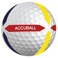 ACCUBALL Putting Trainer 3-Pack