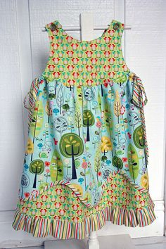 Birds and Trees dress | Flickr - Photo Sharing!