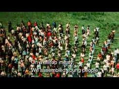 1971 Coke - I'd Like to Teach the World to Sing - YouTube