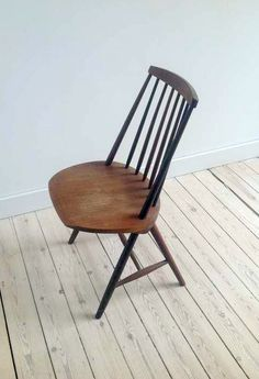 Mooie stoel van Yngve Ekström voor Pastoe