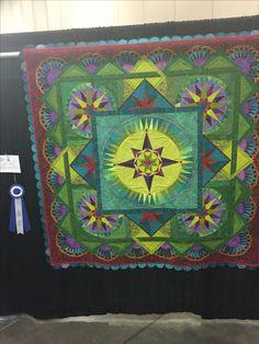 The quilt show - Paducah   Free Motion 2   Pinterest : quilt show chicago - Adamdwight.com