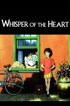 Whisper of the Heart 1995 full Movie HD Free Download DVDrip