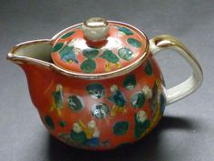 """Wabi Japan is the global online shopping site that discovers and offers world-class traditional Japanese crafts, specialties and unique Japanese masterpieces situated in the provinces to the people around Asia and all over the world, such as """"Kutani-yaki Multi-purpose Teapot Mokubei print Large""""teapot"""" of teapots with the Japanese sense of beauty…"""