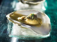 Oysters with Beluga Caviar | @Omecaterer #njcatering #nycatering #caterersnj | Ome Caterers Catering NJ NY CT | Wedding Reception Ideas Decorations, Bat Mitzvahs, Charity Golf Outing, Fundraising, Corporate, Event Planner