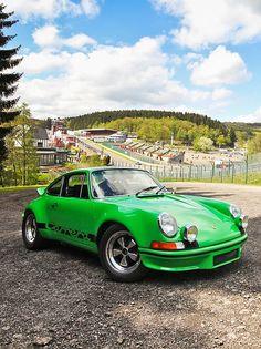 Porsche Carrera RS #porsche