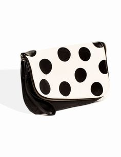 Asymmetrical Clutch from THELIMITED.com