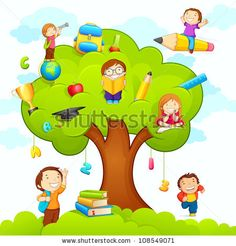 Language skill: Activity # 1 - Show the child a picture and ask them to describe it. If they have trouble then give them examples (e.g: Do you see a pencil in the tree?)