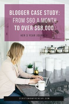 Learn how to quickly earn money from home blogging with affiliate marketing and blogging strategies that are effective and actionable! #bloggingforbegginners #Incomereports #workfromhome