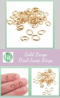 6PCS Gold Plated textured design round Toggle Clasps-Wholesale Prices
