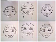 Illustration. Pen. Uni project.