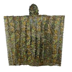 Cheap suit halloween, Buy Quality suit tuxedo directly from China suit hanger Suppliers: LOOGU Camo Maple Ghillie Camouflage Suit Net Jungle Birding outdoor Huntting Poncho Durable Sniper Maple Dimensional Cloak Military Store, Camouflage Suit, Ghillie Suit, Stage Background, Military Equipment, Costume, Plein Air, Cloak, Bird Watching