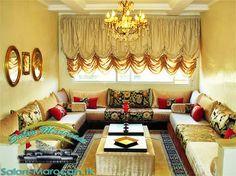 101 meilleures images du tableau Salon marocain | Morocco, Lounges ...