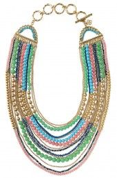 Stella & Dot Zahara Bib Necklace