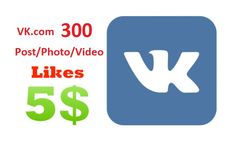 I will send over 300+ #VKontakte #Likes to any #Post, #Photo or #Video. Get them here: http://digesale.com/jobs/internet-marketing/i-will-send-300-vkontakte-likes-to-any-post-photo-or-video/