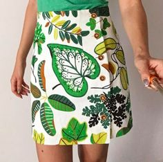 Ginny's Arielle skirt - sewing pattern by Tilly and the Buttons