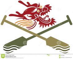 Sport For > Dragon Boat Racing Clip Art