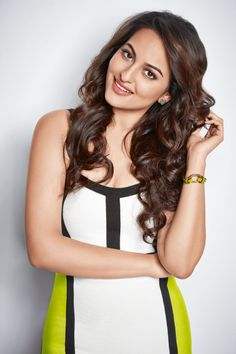 Sonakshi Sinha, April 2014, second anniversary issue
