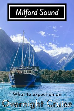 New Zealand Travel Guide, Milford Sound, Nature Adventure, Amazing Destinations, Waterfalls, Places To See, Travel Inspiration, Travelling, Travel Tips