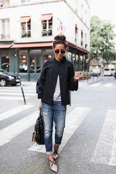 BACK IN TOWN - Les babioles de Zoé : blog mode et tendances, bons plans shopping, bijoux