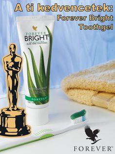A ti kedvencetek: Forever Bright Toothgel Forever Bright Toothgel, Forever Aloe, Aloe Vera, Usa, Healthy, Health, U.s. States