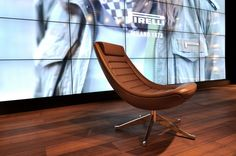 alias manzu 5 Re Editing Icons of The Automobile Industry : Pio Manzù Chair