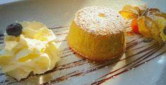 Soufflè al pistacchio #dessert #foodlugano #lugano #foodlovers #foodstyling #cucinaitaliana