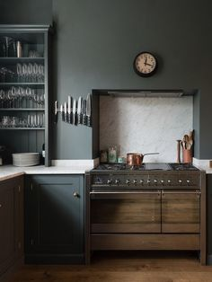 You've seen our predictions for the best colors for your kitchen in 2017 — now check out this collection of actual paints in all these intriguing hues, including navy, olive green, and dusty rose.