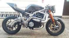 Custom Street Bikes, Custom Bikes, Suzuki Motorcycle, Motorized Bicycle, Super Bikes, Road Bikes, Street Fighter, Motorbikes, Cars Motorcycles