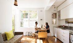 The Hacienda: Big Ideas for a Small Art Deco Apartment