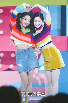 TWICE Heart Shaker MBC CHAEYOUNG DAHYUN