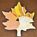 Iris Folding Patterns: Iris Folding Leaf