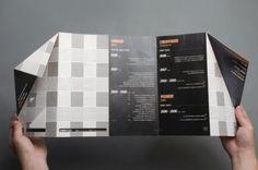 Curriculum Vitae (CV) on Behance Graphic Design Resume, Cv Design, Resume Design Template, Branding Design, Cv Template, Print Design, Identity, Portfolio Resume, Perfect Resume