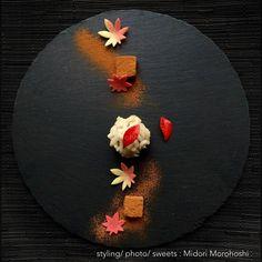 "341 To se mi líbí, 29 komentářů – 和菓子デザイナー Designer 諸星 みどり (@midorimorohoshi) na Instagramu: ""【風花 Kazahana~練切 Nerikiri】 紅葉に代わり…"""